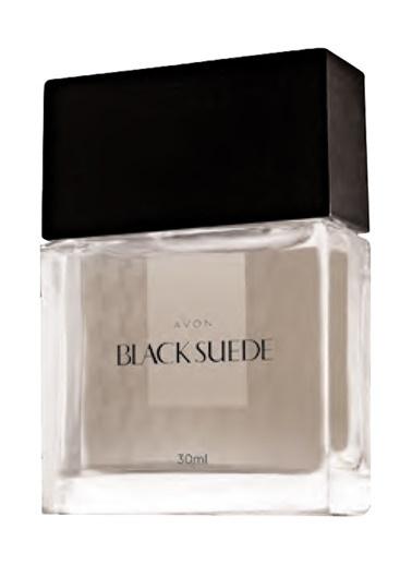 Avon Black Suede Erkek Parfüm Edt 30 Ml Renksiz